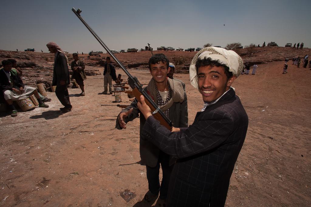 Wie zijn dan toch die Houthies; een Jemen-lexicon