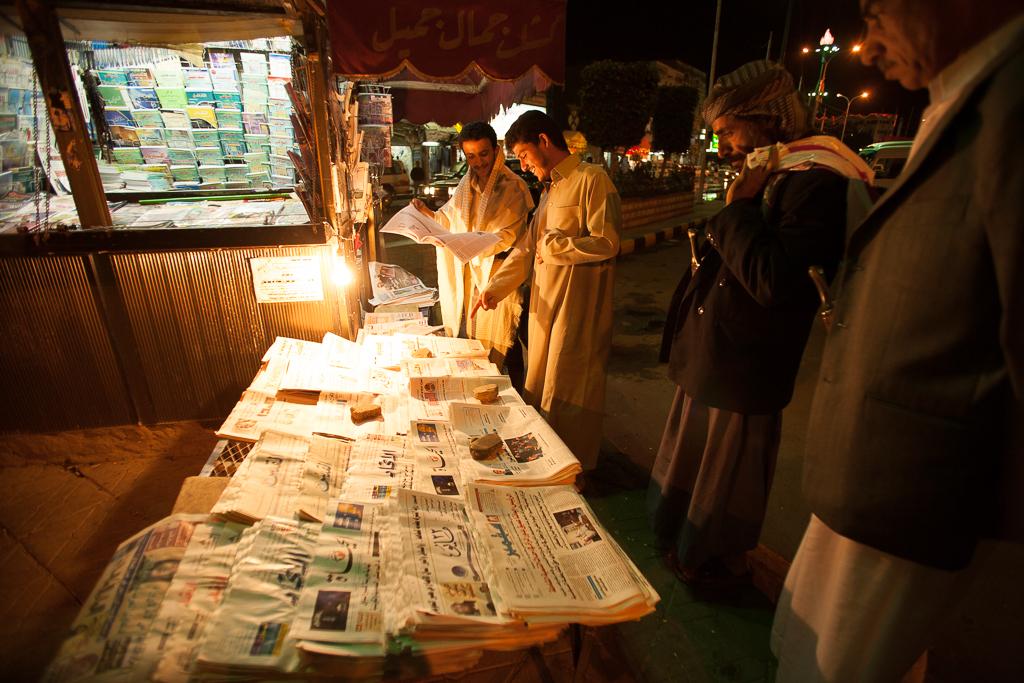 Yemenshortlog; Een wekelijkse opsomming van feit en fictie rond een genegeerd conflict